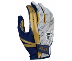 ADIDAS 5-STAR 6.0 RECEIVER GLOVES ネイビー・ゴールド