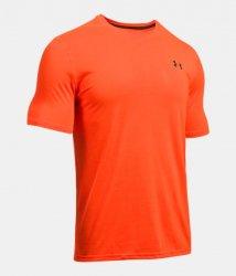 UNDER ARMOUR THREADBORNE ショートスリーブシャツ オレンジ