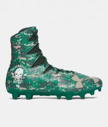 UNDER ARMOUR HIGHLIGHT MC LE クラシックグリーン