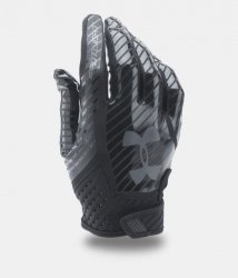 UNDER ARMOUR SPOTLIGHT 2017 FOOTBALL GLOVES ブラック