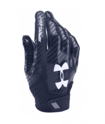 UNDER ARMOUR SPOTLIGHT 2017 FOOTBALL GLOVES ミッドナイトネイビー