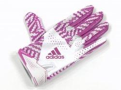 Lサイズ ADIDAS NFL ADIZERO STAR 5.0 ホワイト・ピンク
