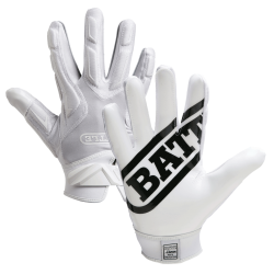 BATTLE HYBRID FOOTBALL GLOVES ホワイト