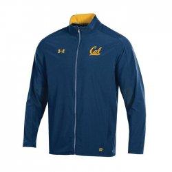 CAL BEARS UA カレッジチャージャー フルジップ ジャケット