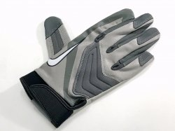 Mサイズ NIKE RECEIVER GLOVES グレー