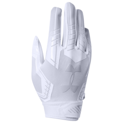 UNDER ARMOUR ユース F6 FOOTBALL GLOVES ホワイト