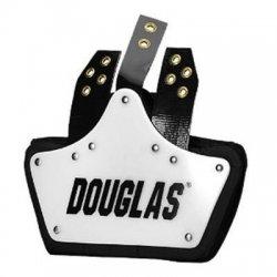 DOUGLAS MR. DZ バックプレート ブラック