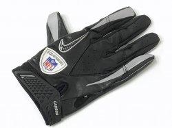 XLサイズ NIKE NFL VAPOR CARBON エリートレシーバー ブラック