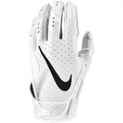 NIKE VAPOR JET 5 FOOTBALL GLOVES エリート・ホワイト