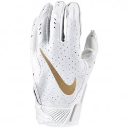 NIKE VAPOR JET 5 FOOTBALL GLOVES エリート・ゴールド