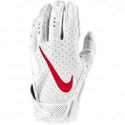 NIKE VAPOR JET 5 FOOTBALL GLOVES エリート・レッド
