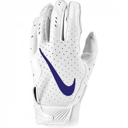 NIKE VAPOR JET 5 FOOTBALL GLOVES エリート・パープル