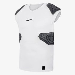 NIKE HYPERSTRONG 4-PAD 2019 ホワイト・ダークグレー