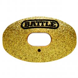 BATTLE バトルオキシジェン・マウスガード グリッター・メタリックゴールド