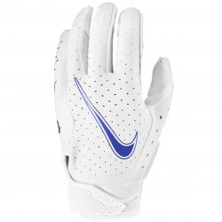 NIKE VAPOR JET 6.0 FOOTBALL GLOVES ホワイト・ロイヤル