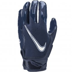 NIKE VAPOR JET 6.0 FOOTBALL GLOVES カレッジネイビー