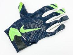 M,XLサイズ NIKE NFL VAPOR KNIT シーホークス・ブルー レザーモデル
