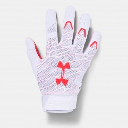 UNDER ARMOUR SPOTLIGHT ULTRA GLUEGRIP ホワイト・レッド