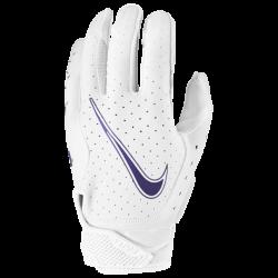 NIKE VAPOR JET 6.0 FOOTBALL GLOVES ホワイト・コートパープル