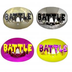 BATTLE バトルオキシジェン・マウスガード クロームドリップ 3D