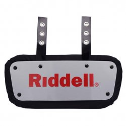 RIDDELL FOOTBALL バックプレート