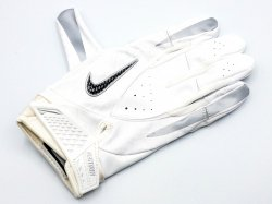 <img class='new_mark_img1' src='https://img.shop-pro.jp/img/new/icons5.gif' style='border:none;display:inline;margin:0px;padding:0px;width:auto;' />XLサイズ NIKE NFL VAPOR CARBON エリートレシーバー ホワイト