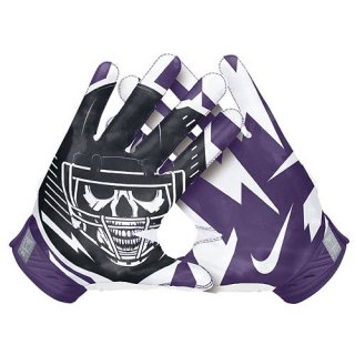 NIKE SUPERBAD 3.0 PADDED RECEIVERS GLOVES コートパープル