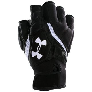 UNDER ARMOUR COMBAT IV HALF FINGER LINEMAN GLOVE