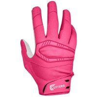 CUTTERS REV PRO RECEIVER GLOVES ピンク