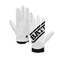 Battle Ultra-Stick Receiver Gloves ホワイト