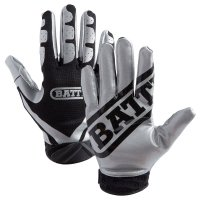 Battle Ultra-Stick Receiver Gloves シルバー