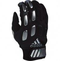 adidas Adult Malice 2.0 Lineman Gloves ブラック
