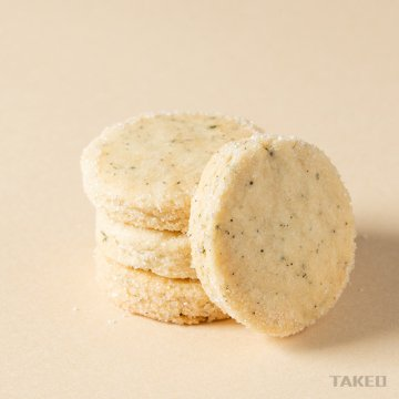 蚕の洋菓子 糞クッキー