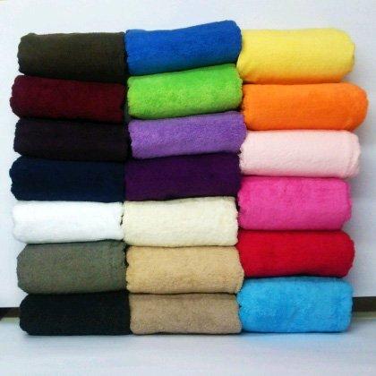 カラー バスタオル
