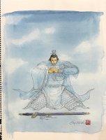 王欣太 『周瑜 享年三十六』 (原画)
