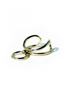 knockline ring (gold)