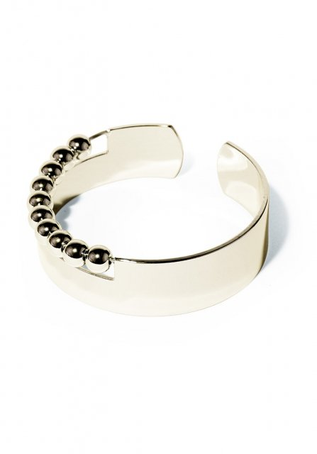 drop portion bangle (gold)