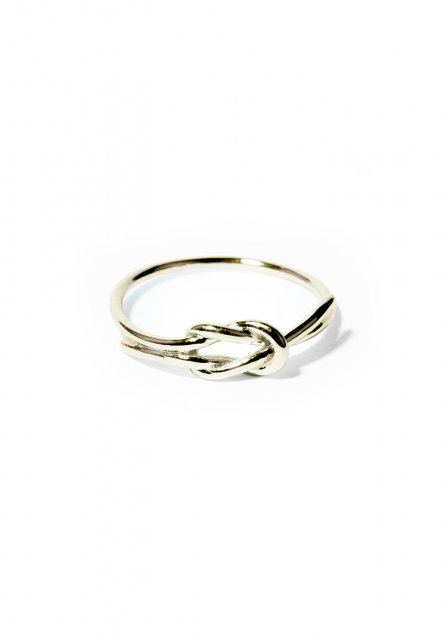 knot ring (gold)