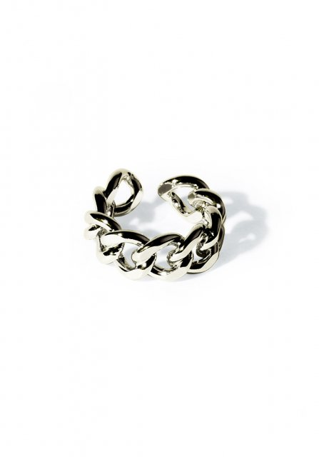 chain design ring (gold)