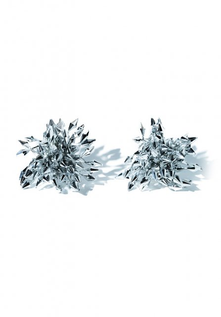 bloom pierce (silver)