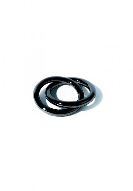 duplicate ring (black)