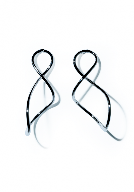curve pierce (silver)