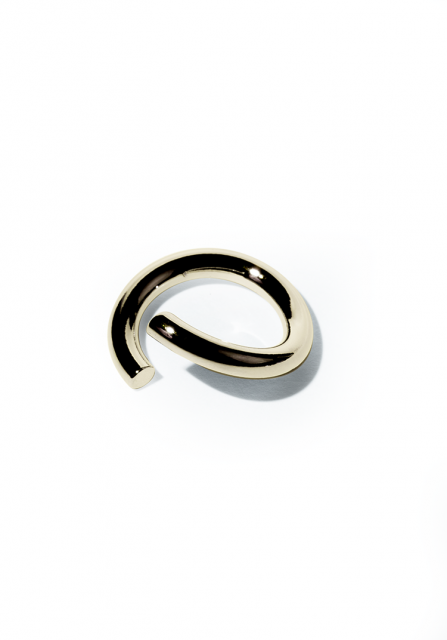 crooked ring (gold)