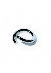 crooked ring (silver)