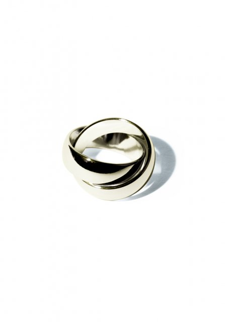 crossing ring (gold)