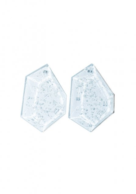 ice block pierce (white)