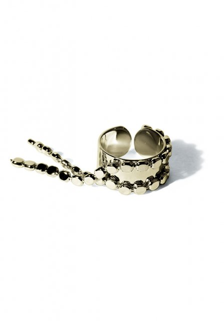 sway chain ring (gold)