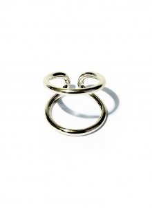 border line ring(gold)