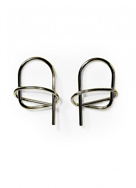 bent wire pierce(gold)