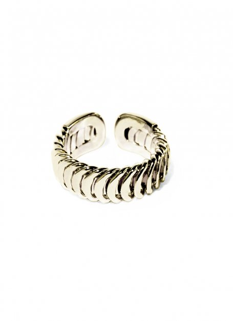 cater-pillar ring (gold)